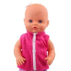 Новый 11 видов стилей Кукла Одежда для 36 см мой первый Annabell, 14 дюймов Кукла одежда, дети, лучший подарок на день рождения