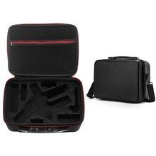 Bolsa de almacenamiento para ZHIYUN Weebill S, cardán de mano, funda protectora, caja de almacenamiento, bolso de hombro tipo bandolera, accesorios