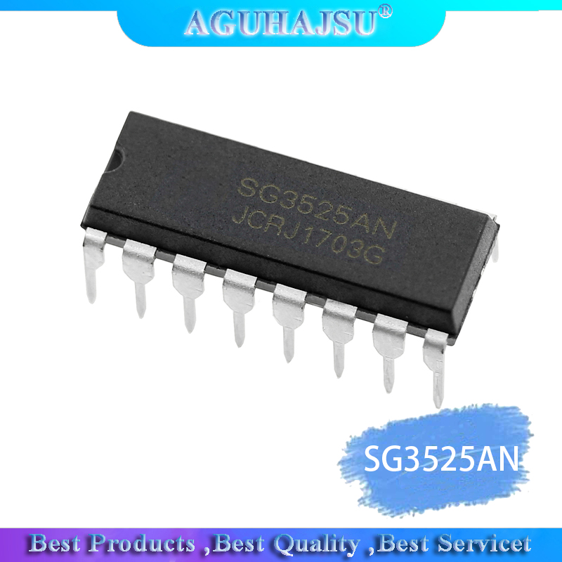 10PCS SG3525AN DIP16 SG3525A DIP <font><b>SG3525</b></font> New In-Line Inverter <font><b>Modulation</b></font> / Driver IC DIP-18 image