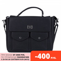 Women's bag leather over the shoulder 2020 black fashion handbags 328 sale bag female