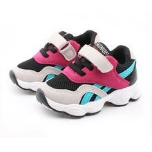 Autumn Winter Infant Toddler Shoes Baby Girls Boys Casual Child Kids Sports Breathable Non-slip Outdoor Mesh