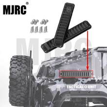 1 Pair Side Vent Body Cooling Grille Garnish For 1/10 RC Crawler Car Traxxas TRX-4 TACTICAL UNIT 82066-4 TRX4(China)