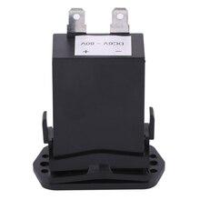 Черный ABS автомобильный счетчик часов пластиковые металлические фитинги Высокая точность используется для отслеживания срока службы двигателя автомобильные аксессуары