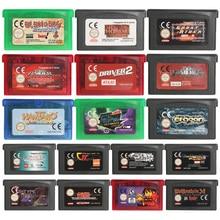 32 Bit Video Spiel Patrone Konsole Karte HamTaro Regenbogen Rettungs EU Version Für Nintendo GBA