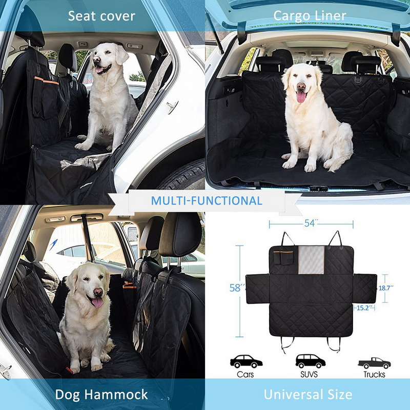 Waterproof Dog Seat Cover With Non Slip Surface For Pets And Cats 4