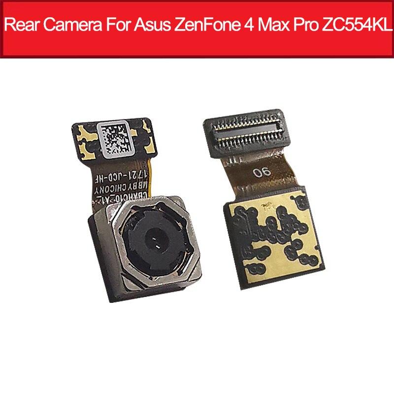 Rear Main Camera For Asus ZenFone 4 Max Pro ZC554KL Big Back Camera Module Flex Cable Repair Parts