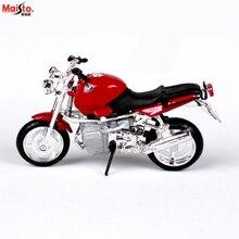 Maisto 1:18 7 styles BMW R1100R Silvardo original authorized simulation alloy motorcycle model toy car gift collection