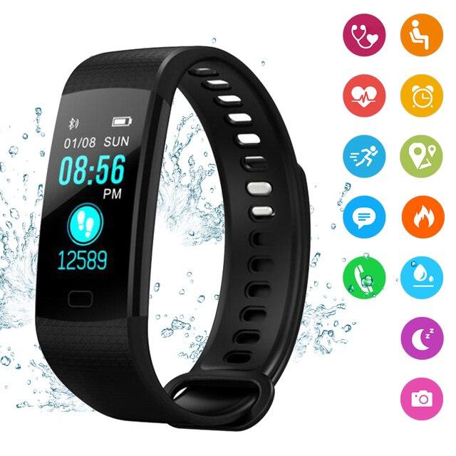 Bloeddrukmeter Tonometer Smart Horloge Medische Apparatuur Apparaat Voor Meten Druk Draagbare Smart Polshorloge