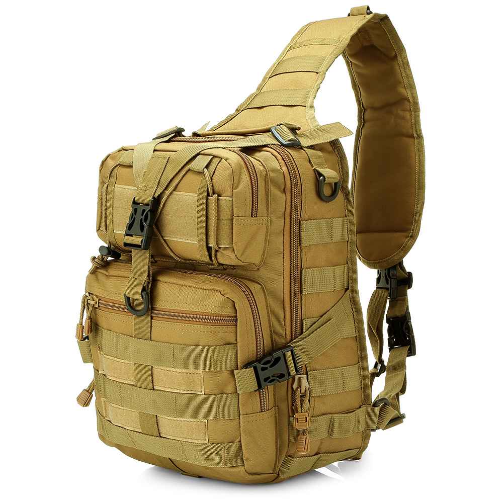 <font><b>35L</b></font> Large Capacity Man Military Army Tactical <font><b>Backpacks</b></font> Waterproof Assault Bags Outdoor Molle Pack Trekking Camping Hunting Bags image