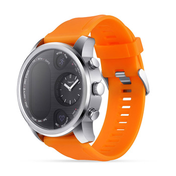 T3 PRO Smart Watch Dual Time Waterproof IP67 Heart Rate Monitor Bluetooth Activity Tracker Smartwatch Sports For IOS Android 1