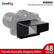 SmallRig Z6 Kamera Sonne Schatten Z7 LCD Sonne Haube für Nikon Z6 und Z7 Kameras Sonnenschutzes 2807