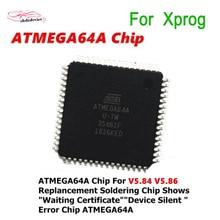 stable Atmagea64a Soldering Chip for XPROG V5.85/V5.84 error