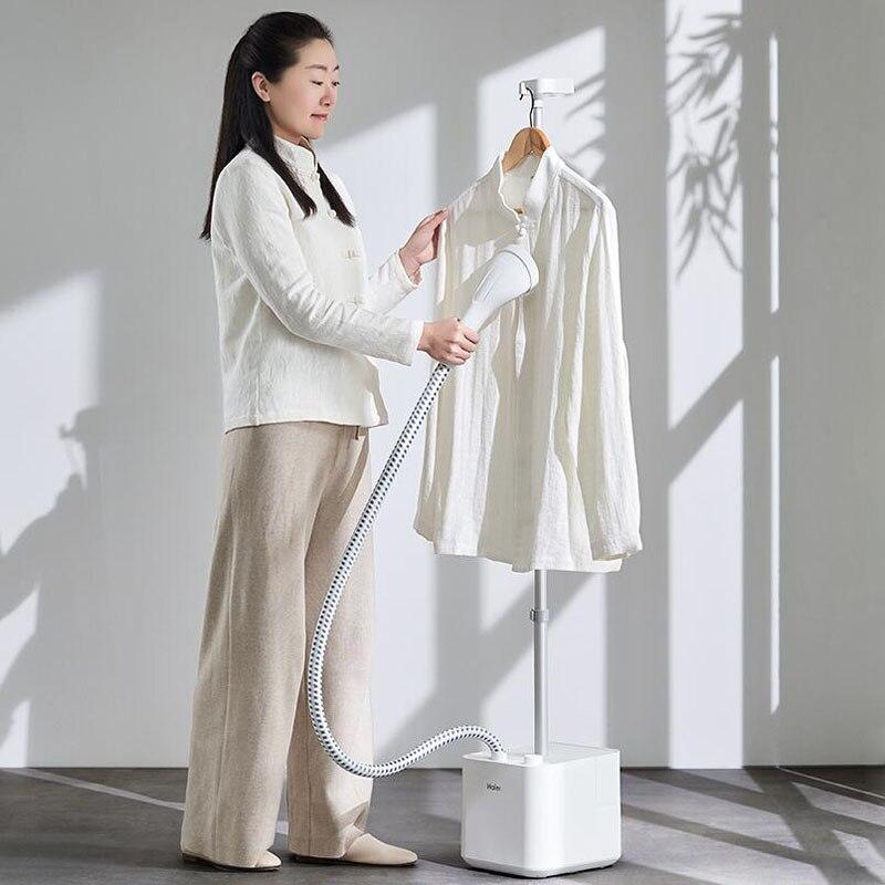 Паровой утюг для отпаривания одежды 1600 Вт, электрический утюг, бытовая маленькая ручная подвесная Вертикальная мини глажка