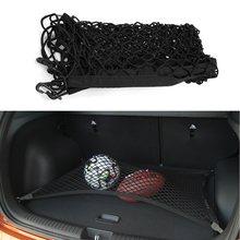 Accessoires de voiture Pour Mazda CX-5 CX5 CX 5 2013 2014 2018 2019 Coffre De Chargement Arrière Organisateur Stockage Élastique Filet Porte-4 Crochets