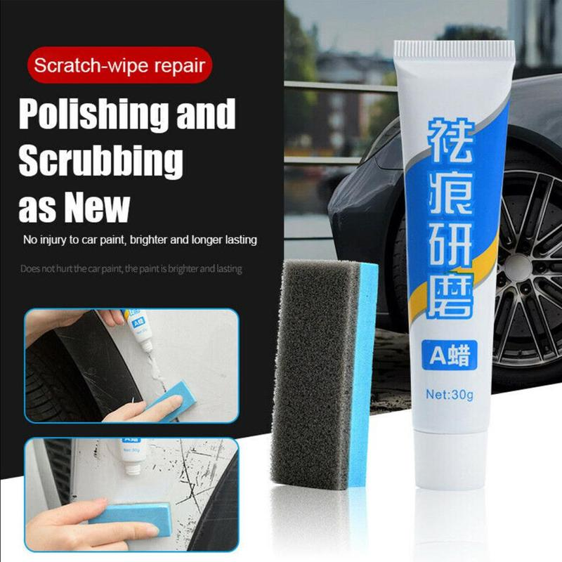 30g Professional Repair Tools Car Styling Repair Kit Body Scratches Paint Polish Polishing Compound Wax