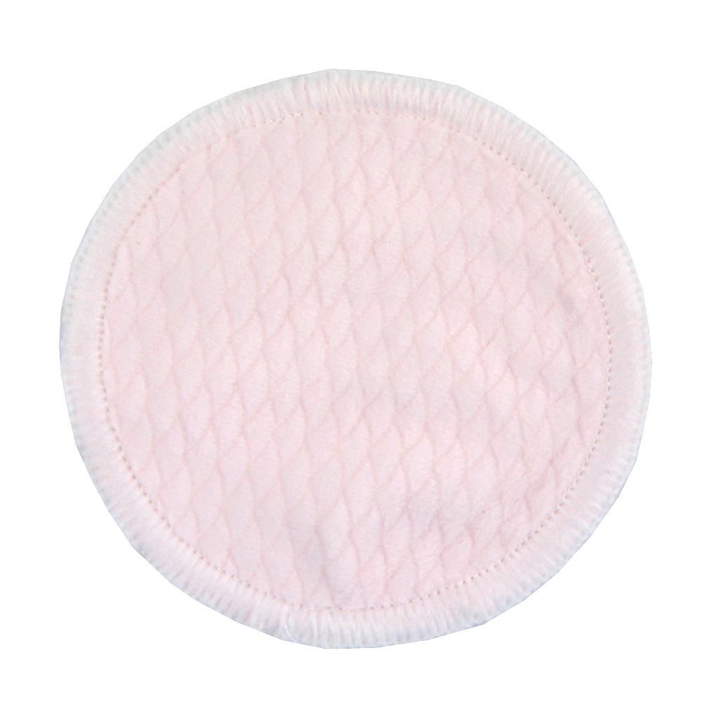 18PCS Makeup Remover Pad Bamboo Cotton Rounds Reusable Pads For Eye Facial Blue Pink Gold Blue Pink Gold Quick Delivery New in Makeup Remover from Beauty Health
