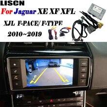 Rear Camera For Jaguar XE XF XFL XJL F-PACE/ F-TYPE interface Original Screen Di