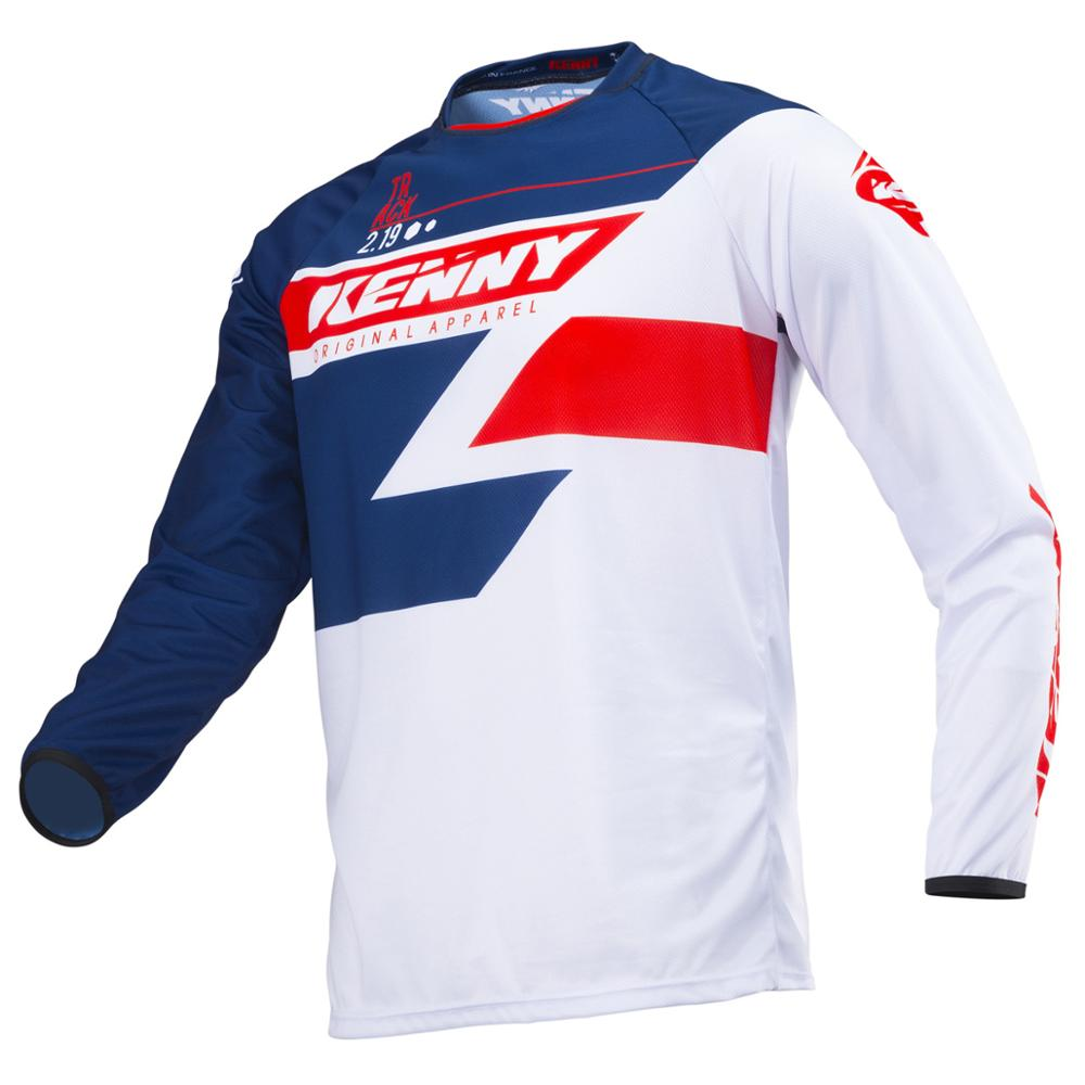 Motorcycles <font><b>Tshirt</b></font> Racing Riding Long Sleeve MTB Jersey Off Road <font><b>Mountain</b></font> <font><b>Bike</b></font> DH Bicycle moto Jersey DH motocross jersey image