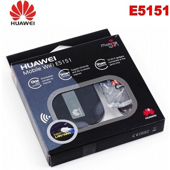 цена на Huawei E5151 3g 21.6mbps pocket wifi wireless router network router hotspot mobile broadband new and unlocked