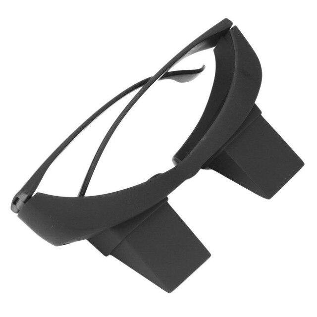 Творческие ленивые перископы Горизонтальные очки для чтения
