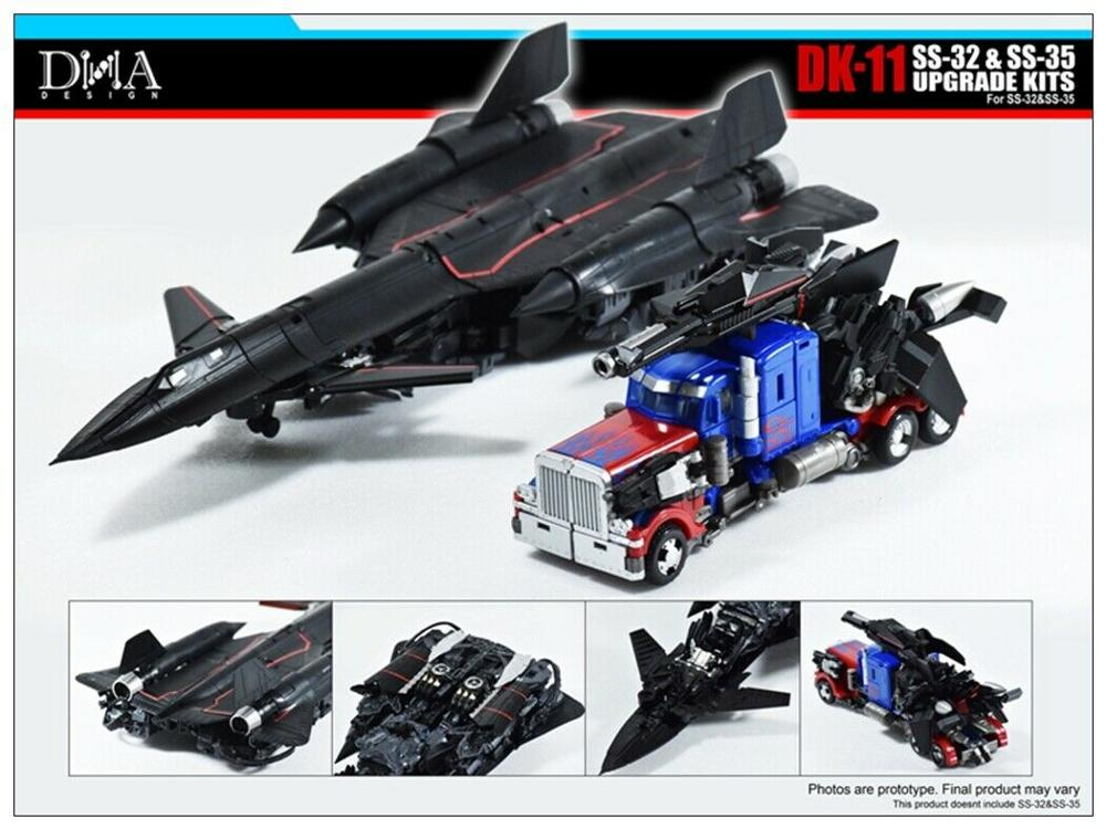 New Transformation Toy DNA DK-11 DK11 Upgrade Kits For SS-32& SS-35 Will Arrival