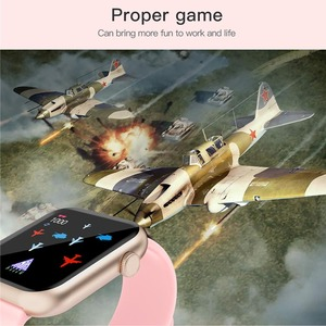 Image 3 - Greentiger P9 חכם שעון מלא מגע Custom חיוג משחק קצב לב לחץ דם חמצן צג IP67 עמיד למים Smartwatch PK P8