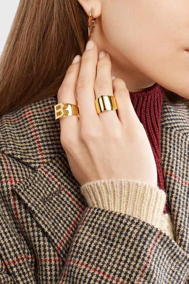 Anel de vento fresco efeito antigo anel bonito feminino nó de metal superfície quadrada indicador maré anel