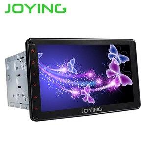 Image 3 - JOYING 2 DIN รถวิทยุ Android 8.1 OCTA Core 8 นิ้ว 1024*600 4G Fast BOOT DSP SWC GPS Navigation วิทยุรถยนต์สากล HD