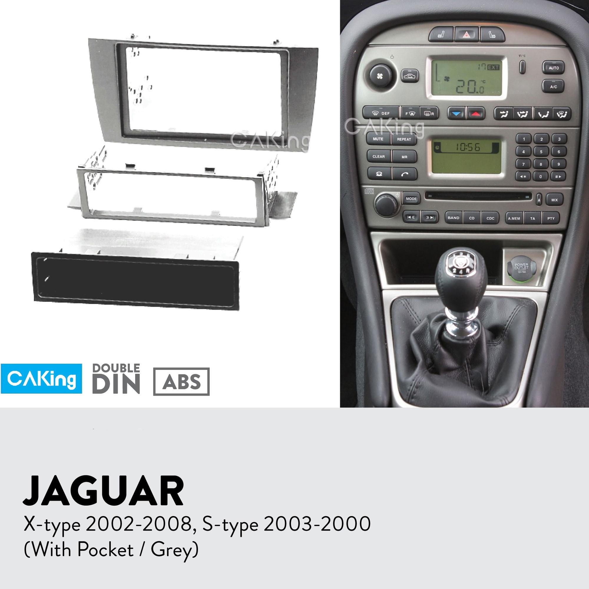 Jaguar X/_Type 03 Adapterkabel ISO