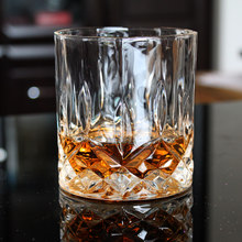1 pçs uísque vinho vidro sem chumbo de alta capacidade de cerveja copo de vinho de vidro barra drinkware hotel marca vaso copos