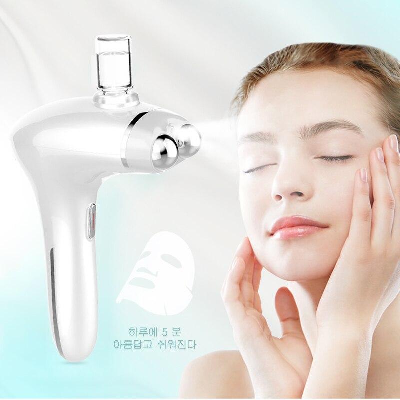 Facial Massager For Face Massager Face Lift Microcurrent Roller Massager Facial Microcurrent Device Massage Face Lifting Machine
