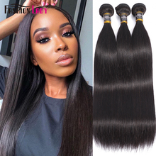 אופנה ליידי מראש בצבע פרואני ישר שיער חבילות שיער טבעי טבעי צבע שיער הארכת 1/3/4 צרור לחפיסה ללא רמי