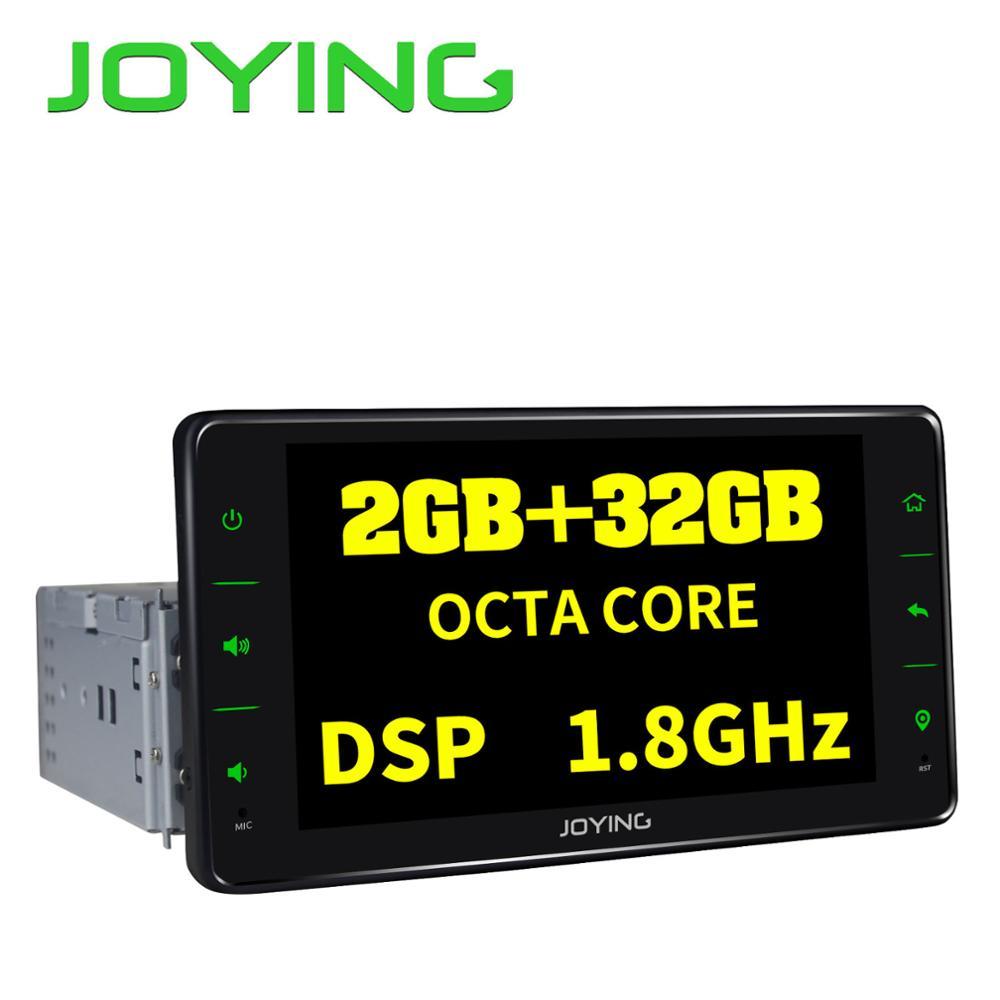 6 2 Head Unit Universal Android 8 1 Car Radio Stereo Single Din Octa Core 2GB