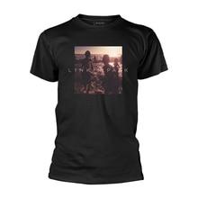 Linkin Park One More Light Chester Bennington oficial Camiseta para hombre T Shirt Summer Famous Clothing Funny