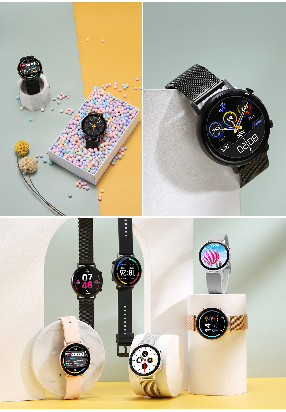 DT No.1 DT96 Smart watch 4