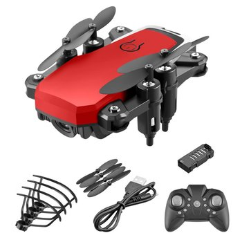 Foldable RC Drone LF606 Mini Wifi FPV Optical Flow Position Remote Control Aircraft 4K HD Camera Aerial Four-axis Aircraft 2018 new helicopter x5c aircraft four axes drone aircraft wifi real time remote control shipping from russia