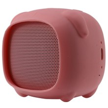 Mini Speaker Cute Pet Doll Card Wireless Outdoor o Cute Pet Wireless Speaker(China)