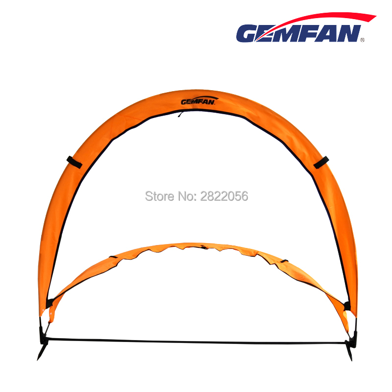 GEMFAN AC-2M FPV Race Cube Gate Racing Arch For RC Racing Quadcopter Drone Outdoor Indoor 150*150*120cm