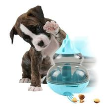 2019 Newest Tumbler Treat Ball Interactive Food Dispenser Dog Toy Pups Snack Feeder Playing Feeders tools