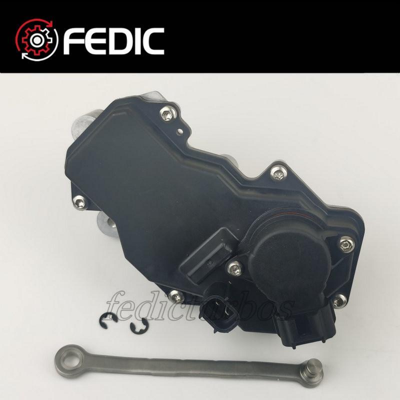 Турбокомпрессор привод CT16V 17201-11080 турбо расточгата для Toyota Hilux Prado Innova Fortuner 2.8L дизель 1GD-FTV