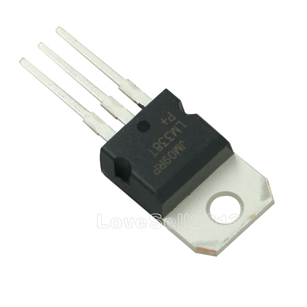 5PCS NEW  LM338T TO220 LM338 TO-220 338T New And Original IC