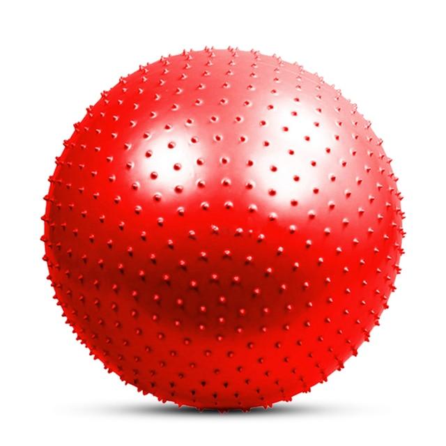 Anti-burst Yoga Ball