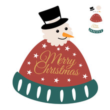 Naifumodo Christmas Dies Snowman Metal Cutting New 2019 for Card Making Scrapbooking Embossing Cuts Stencil Craft
