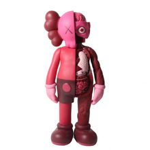 37cm Hot Sale PVC Dolls Bear Bricklys Action Figures Blocks Bears Collectible Models Toys Japan decoration Free shipping