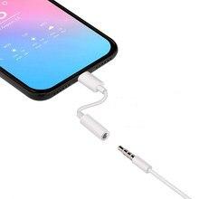 Relâmpago para 3 5 mm jack adaptador fones de ouvido conversor para iphone se 11 pro max x xs max xr 7 8 plus áudio aux adaptadores iphone