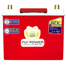 LiFePO4 batteria 12V FLY46B24L/R 360Wh CCA720A Con BMS litio ferro start up bateria per LiFePo4 Auto al litio ferro batteria