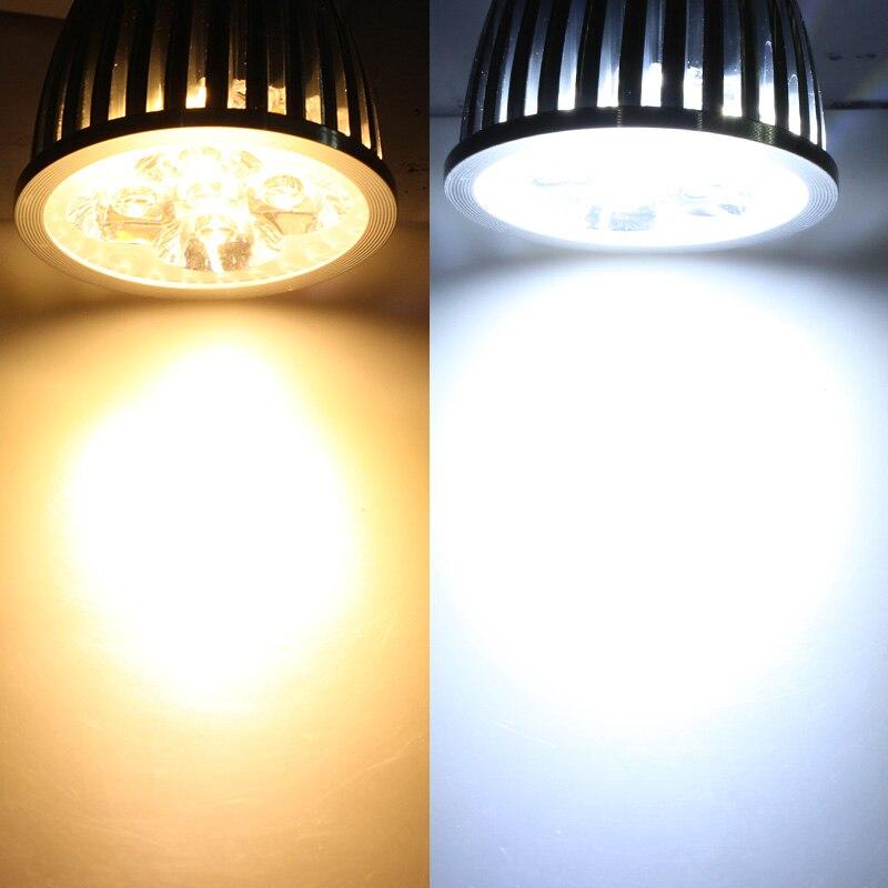 Купить с кэшбэком bombilla led gu10 spotlight 5W super Ac Dc 12v 24v Aluminum shell high power chip 580LM 12 24 volt bulb spot ceiling downlight