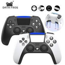 Беспроводной игровой контроллер data frog bluetooth для ps4