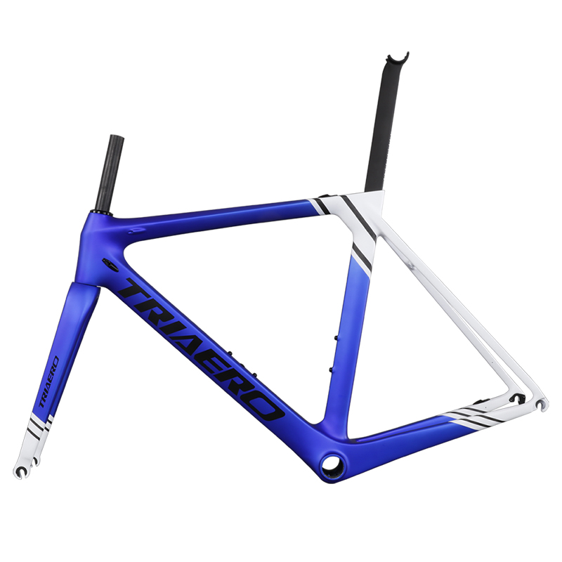 Toray T700 Carbon Frame Aero Carbon Road Bike Di2 Frame For Road Bicycles