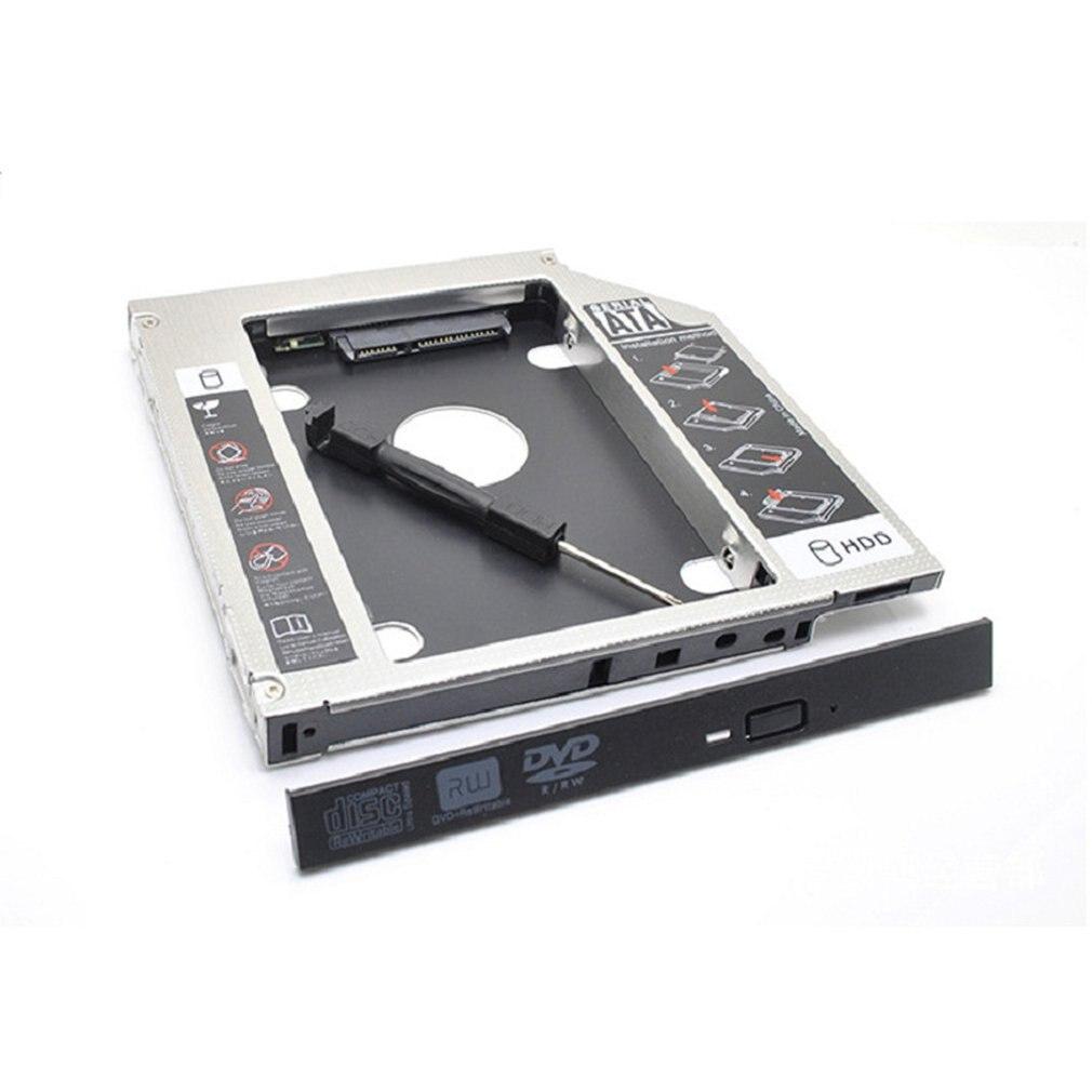 Factory Direct 12.7mm Sata3 Notebook Optical Drive Bit Hard Drive Bay Universal Ssd Solid State Drive Bracket